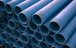 PVC pipe Stock Photography