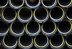 Pvc pipes Stock Image