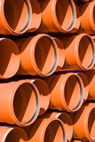 PVC pipes Stock Photos