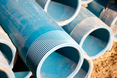 PVC pipes. Stock Photography