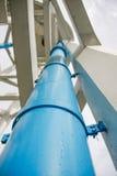 Pvc Plumbing Water Tank Royalty Free Stock Photos