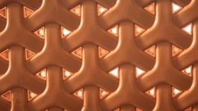 Pvc-Polymeer Vinylpatroon voor vloerontwerp of externe muurdecoratie van deuren en vensters van een modern gebouw met trillend royalty-vrije stock fotografie