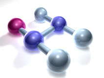 PVC - Polyvinylchlorid Stock Photos