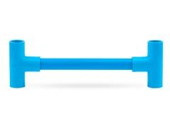 PVC-Rohr Stockfoto