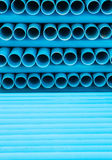 PVC water pipe Royalty Free Stock Images