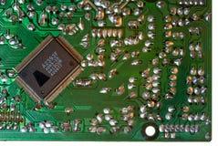 PWB de la tarjeta de circuitos imagenes de archivo