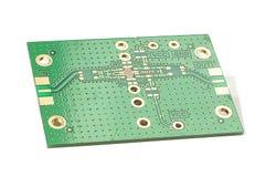 PWB del circuito stampato di alta frequenza Immagini Stock