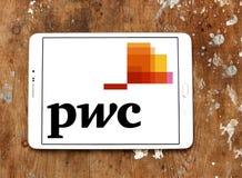 Pwc-Logo Stockbild