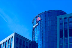 PwC Tower Royalty Free Stock Photo
