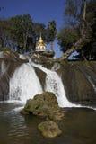 Pwe Kauk Water falls, Pyin Oo Lwin, Myanmar Royalty Free Stock Image
