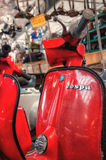 Px för Piaggio Vespa 125 Royaltyfri Bild