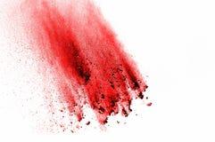 Pyłu wybuch Obrazy Stock