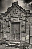 Pyatigorsk的门 库存图片