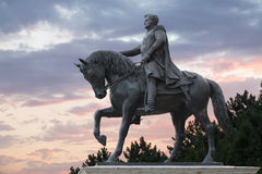 Pyatigorsk, Russia, monument to the Russian Imperi Stock Photos