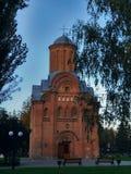 Pyatnitskaya教会 库存图片