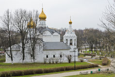 Pyatnitskaya Church Stock Image