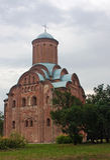 Pyatnytska教会, Chernihiv,乌克兰 库存图片