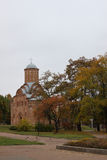 Pyatnytska church in Chernigov Stock Photo