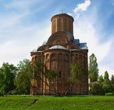 Pyatnytska kyrka i Chernigov Arkivfoton