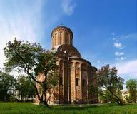 Pyatnytska kyrka i Chernigov Royaltyfria Foton