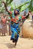 pygmies Arkivfoto
