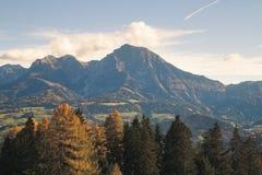 Pyhrgas mountain Stock Photos
