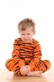 Pyjama boy Stock Photos
