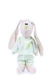 Pyjamas desgastando do brinquedo Imagens de Stock Royalty Free