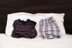 Pyjamas Stock Photos