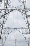 Pylônes Photos libres de droits