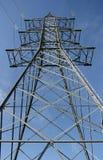 Pylône à haute tension Photographie stock