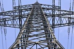 Pylône Photo libre de droits