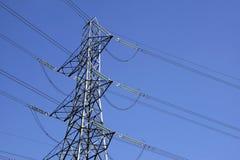 pylône Photographie stock libre de droits