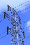 Pylône dans le ciel. Photographie stock libre de droits
