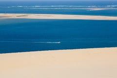 pyla du dune Στοκ Εικόνα