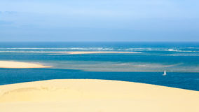 pyla du dune Στοκ Φωτογραφίες