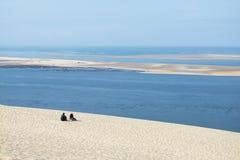 Pyla Pilat Dune France Royalty Free Stock Image