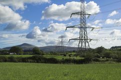 Pylon royalty free stock photography
