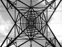 pylon Arkivfoton