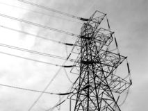 Pylon 9 Royalty Free Stock Image