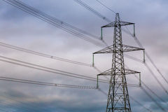 Pylon Royalty Free Stock Image