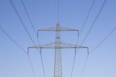 A pylon in Europe Stock Photos