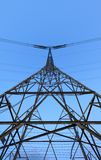 Pylon Geometry Royalty Free Stock Photos