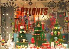 Pylones Royaltyfri Bild