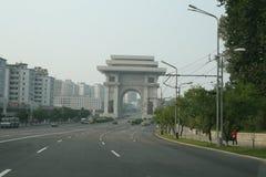 pyongyang Image libre de droits