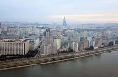 Pyongyang 2013 Immagini Stock Libere da Diritti