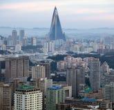 Pyongyang 2013 Stock Foto's