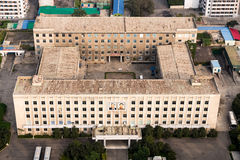 Pyongyang architecture, North Korea Stock Photos