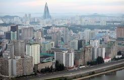 Pyongyang 2013 stock photography
