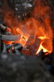 pyra för helvete arkivfoto
